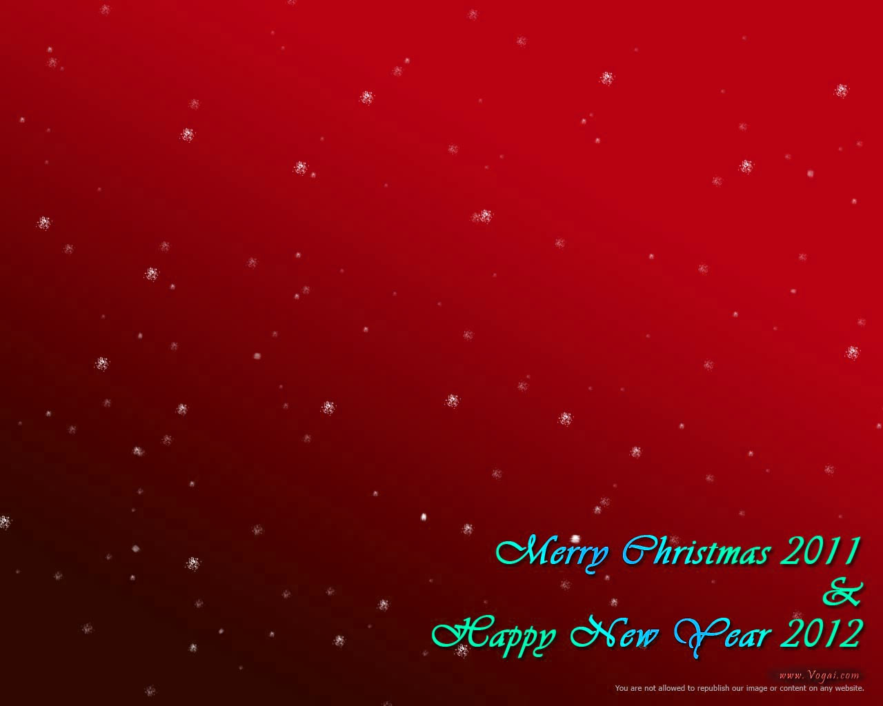 merry christmas 2011 and happy new year 2012